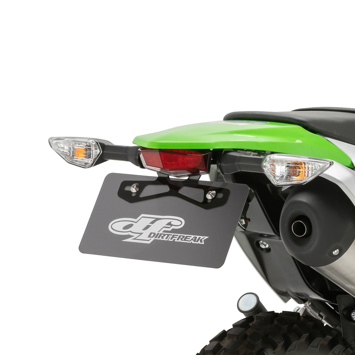 DRC Moto L.E.D Edge 2 Aluminum Tail Light Holder D45-18-706
