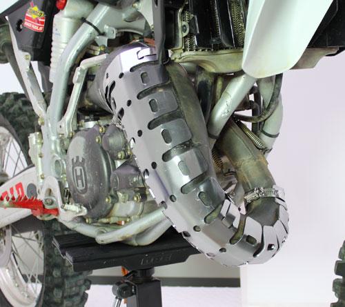 Защита рук на скутер своими руками