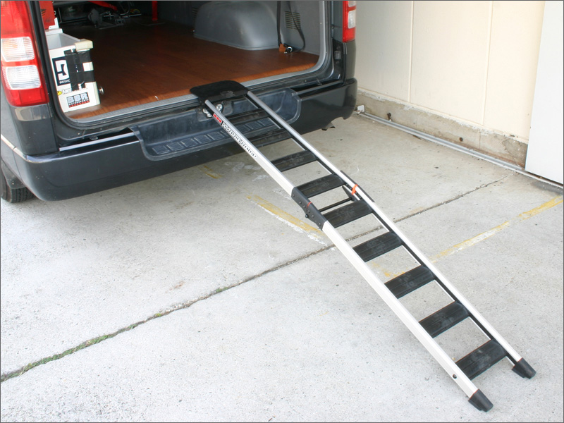 6 different style ramps to fit your needs.